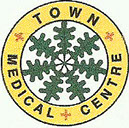 town medical centre logo